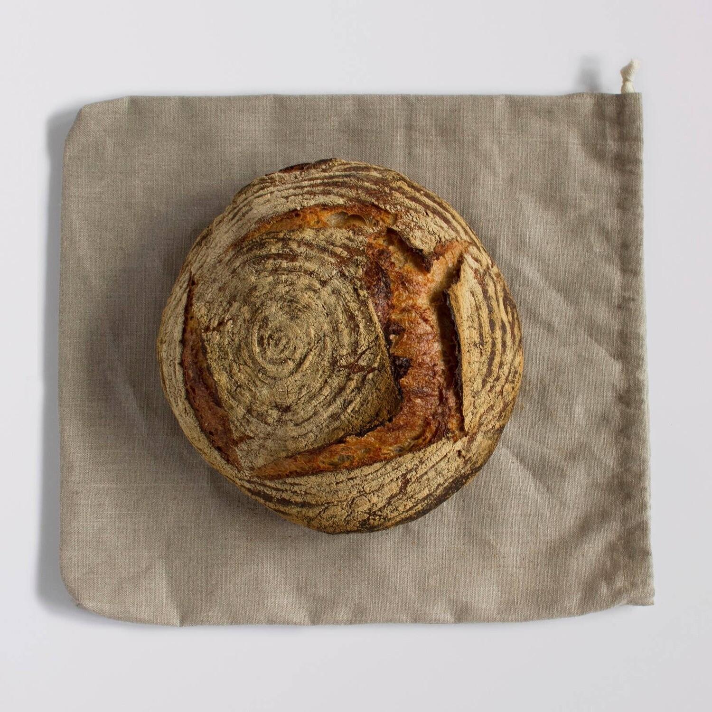 Linen Bread Bags