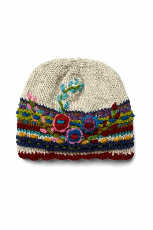 Trimdin Handknit Hat