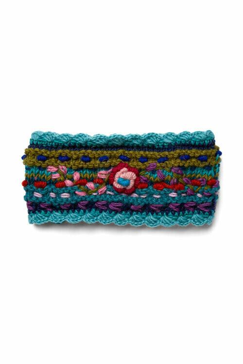 Trimdin Handknit Headband