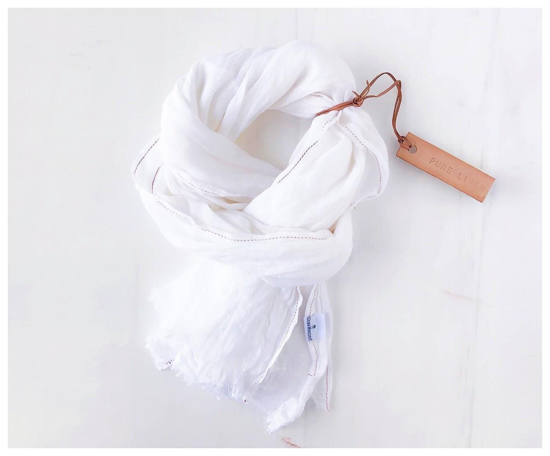 Cozy Linen Scarf