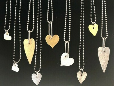 Heart Strength Necklace