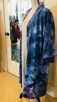 Good Karma Linen Coat