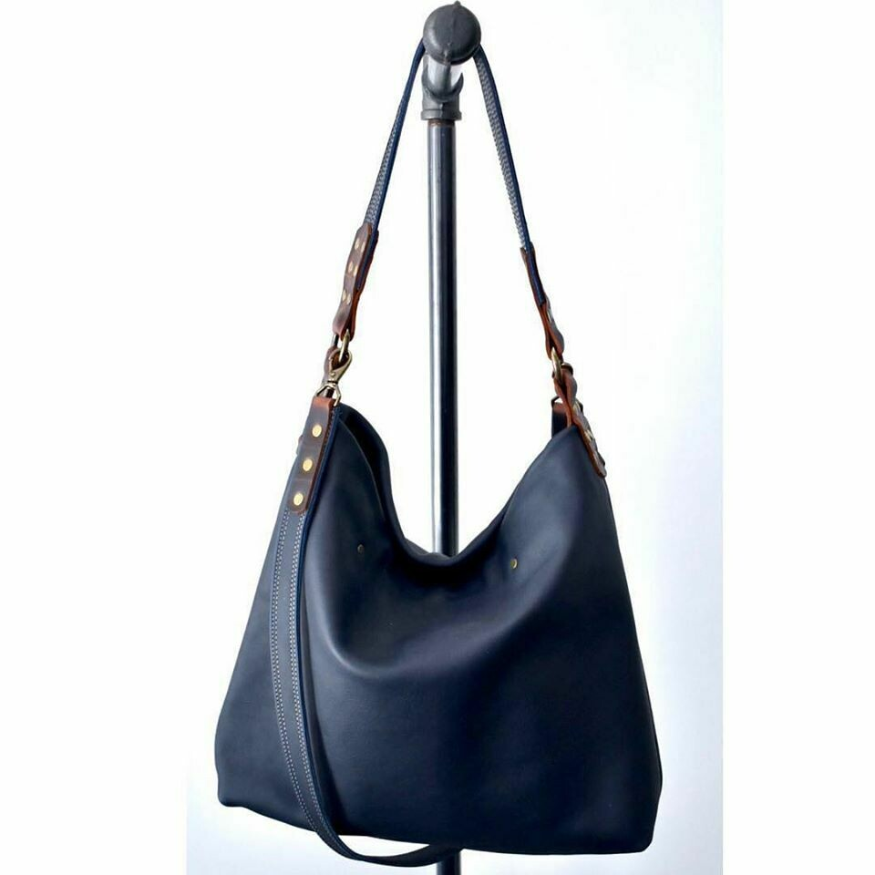 Kurier Shannon Leather Tote
