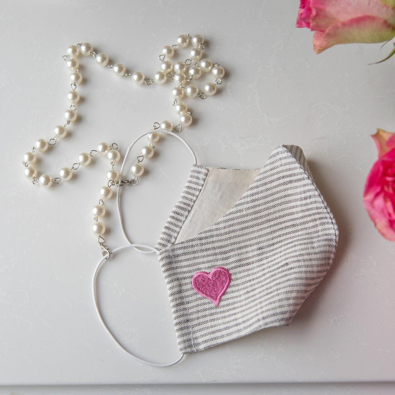 Mask Necklace/Mask Holder