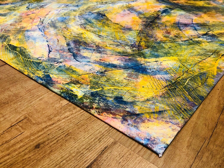 Macurdy Floorcloth 55.5X36