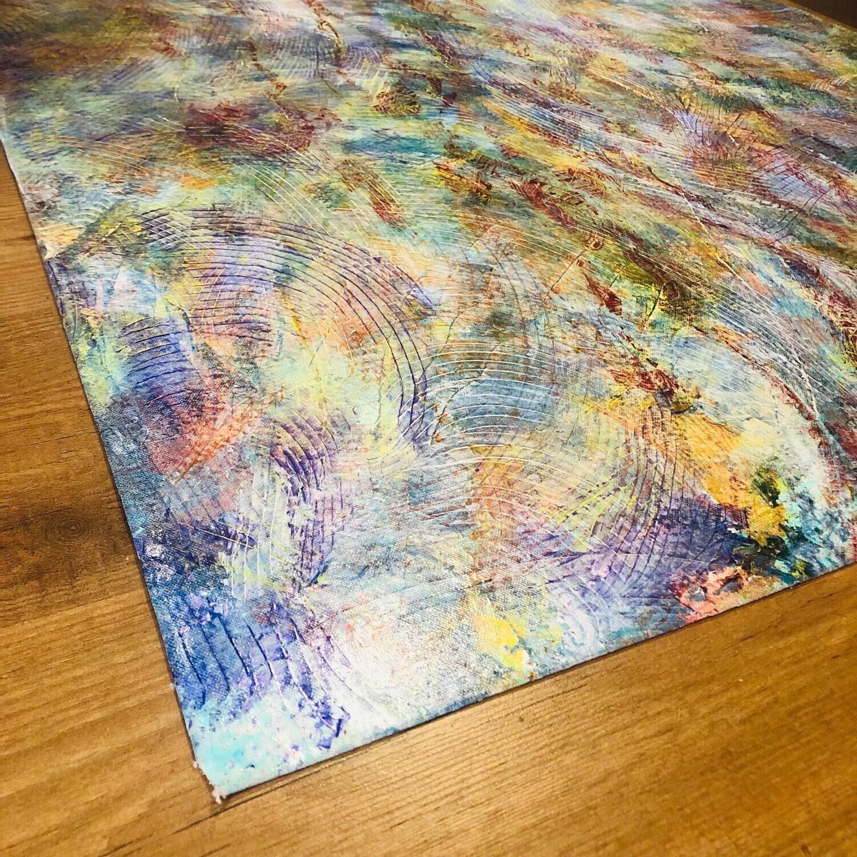 Macurdy Floorcloth 57.5X32