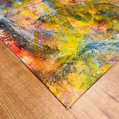 Macurdy Floorcloth 33X21