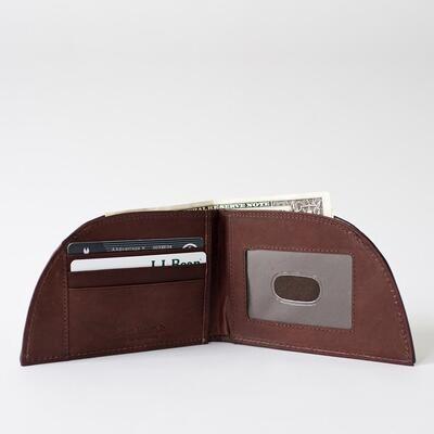 Rogue Wallet Ballglove Dark Brown
