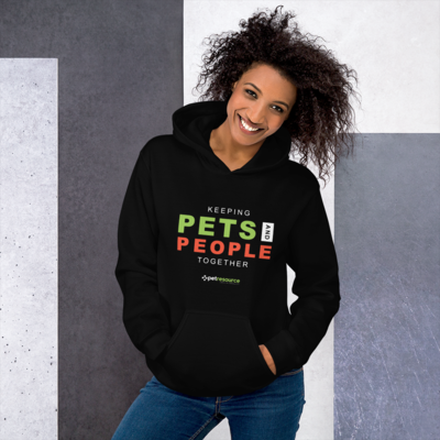 Keeping Pets and People Together Hoodie