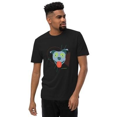 Pittie Love Men's Shirt
