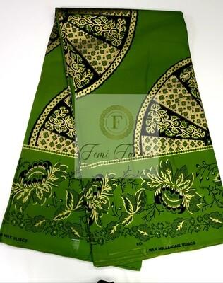 Green Gold Black Egyptian