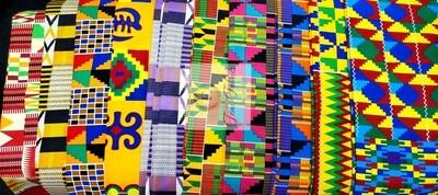 Colorway Design Pack Kente/Ankara/African Fabric