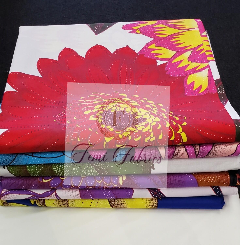Colorway Design Pack Botanical/Ankara/African Fabric