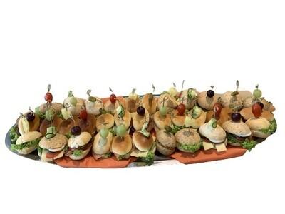 Luxe Belegde Mini Broodjes