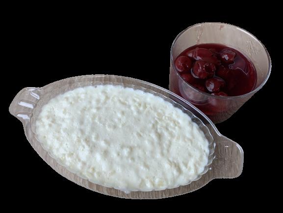 Witte Rijstpap