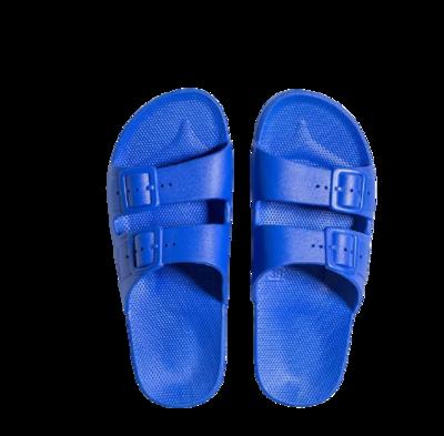 FREEDOM MOSES Slipper BLUE