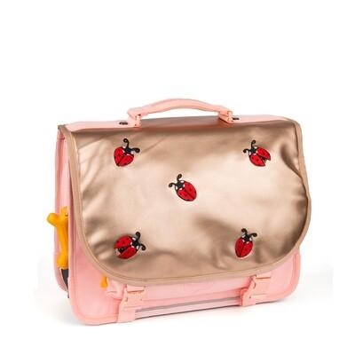 Stones & Bones Boekentas Lager LILY Ladybugs