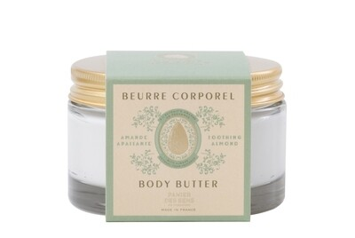 Body Butter 200 ml Verzachtende Amandel