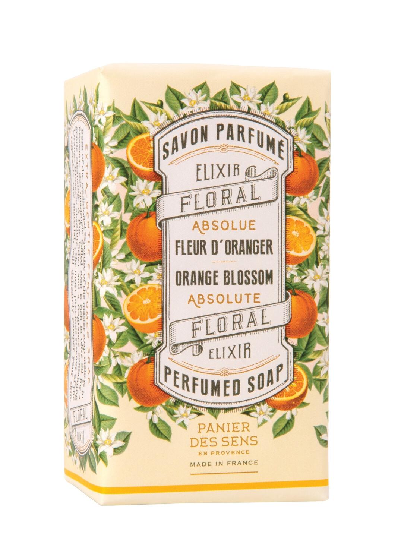 Geparfumeerde zeep Oranjebloesem 150 gr
