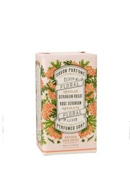 Geparfumeerde zeep Roze Geranium 150 gr