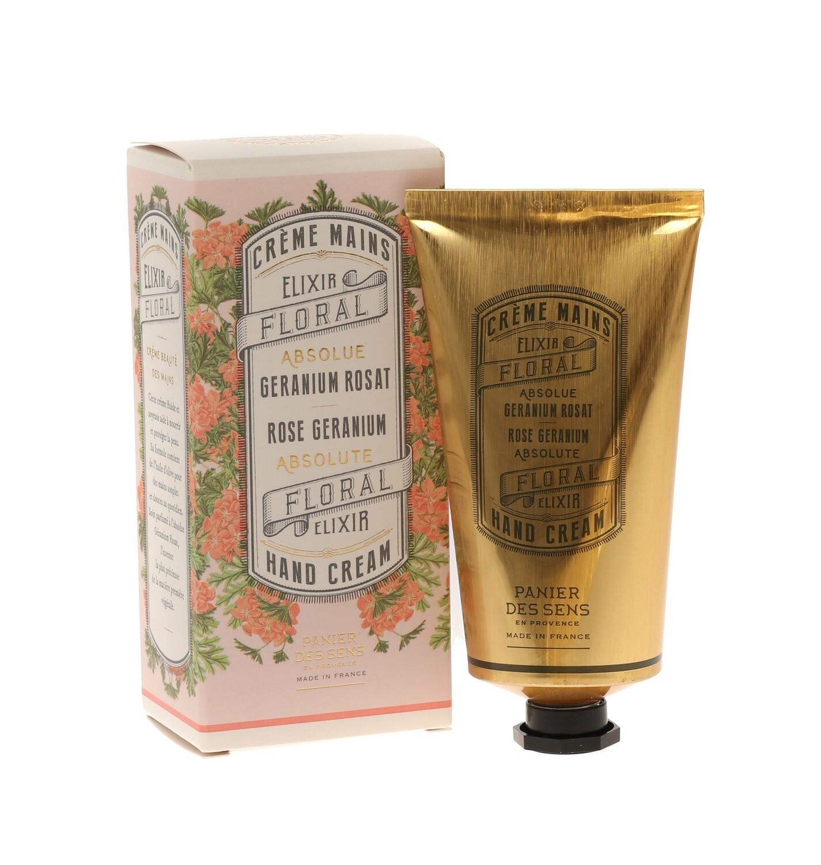 Handcrème Roze Geranium 75 ml