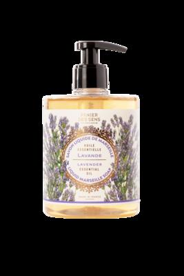 Vloeibare marseillezeep 500 ml Lavendel