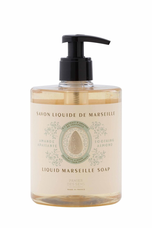 Vloeibare Marseillezeep 500 ml Verzachtende Amandel