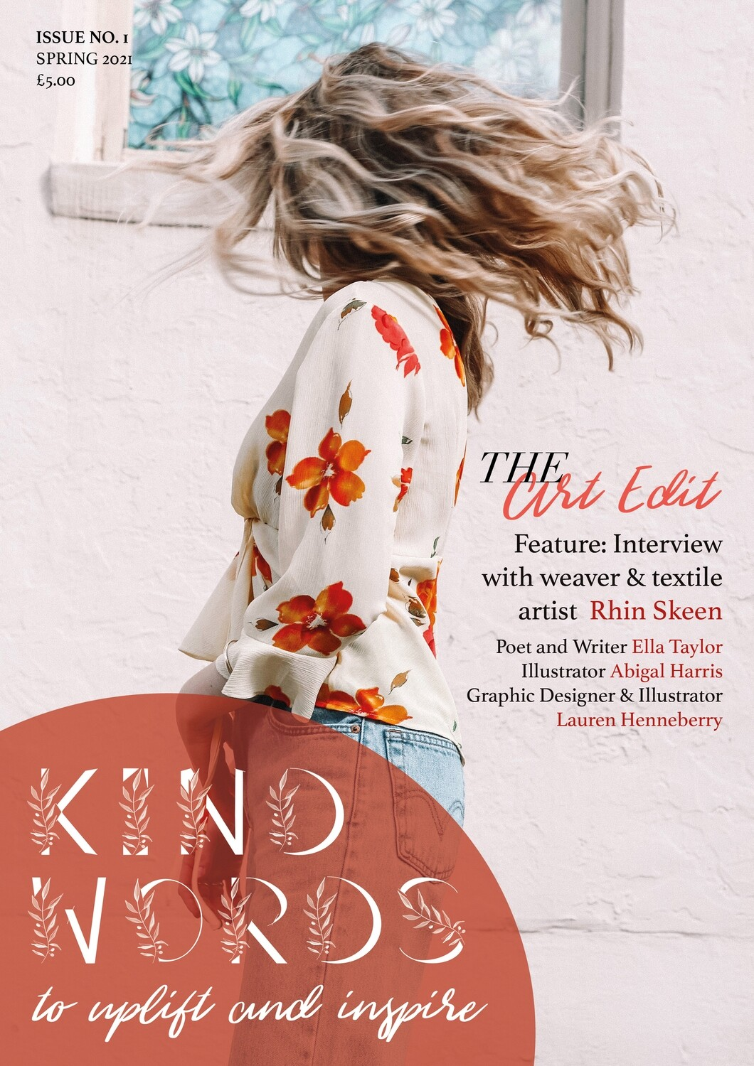 Kind Words Issue 1