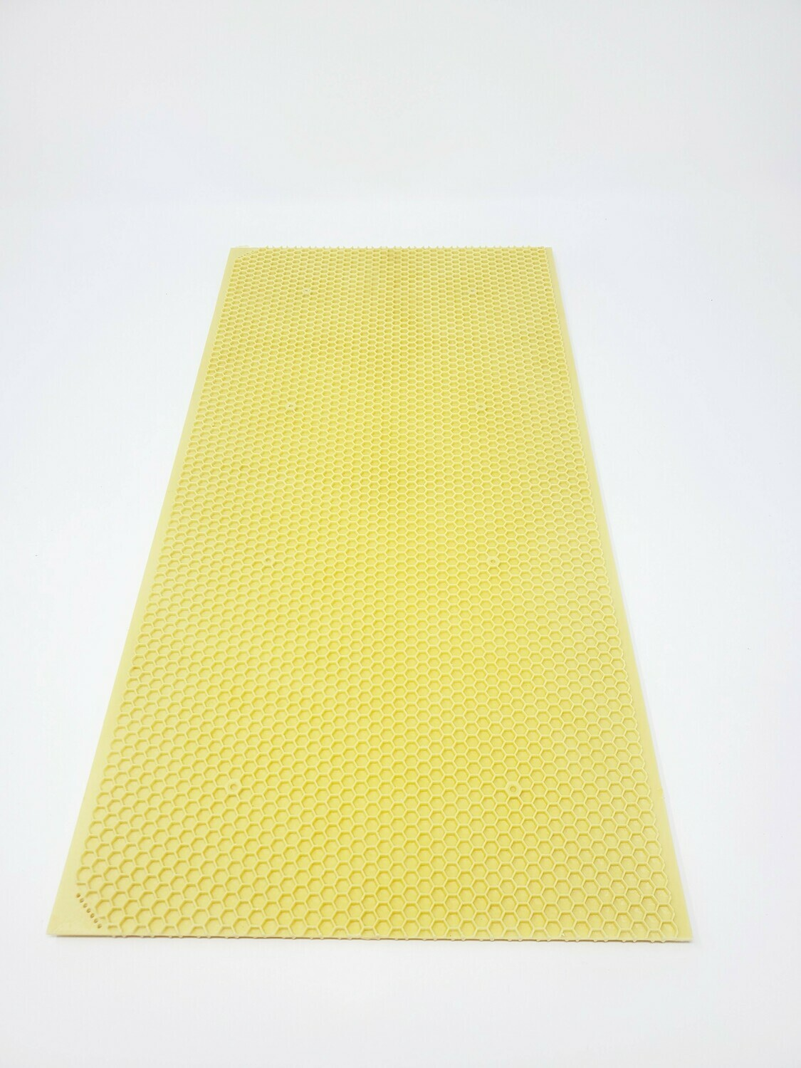 Standard waxed plastic sheets RiteCell