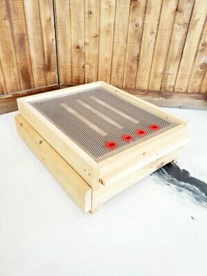 Wooden Pollen trap Deluxe