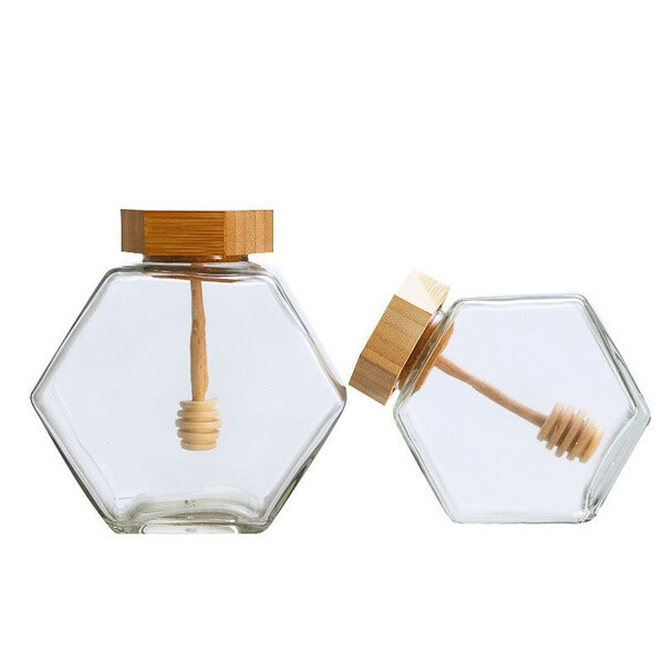 500g Glass Jar