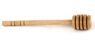 Classic Wooden Honey Dipper