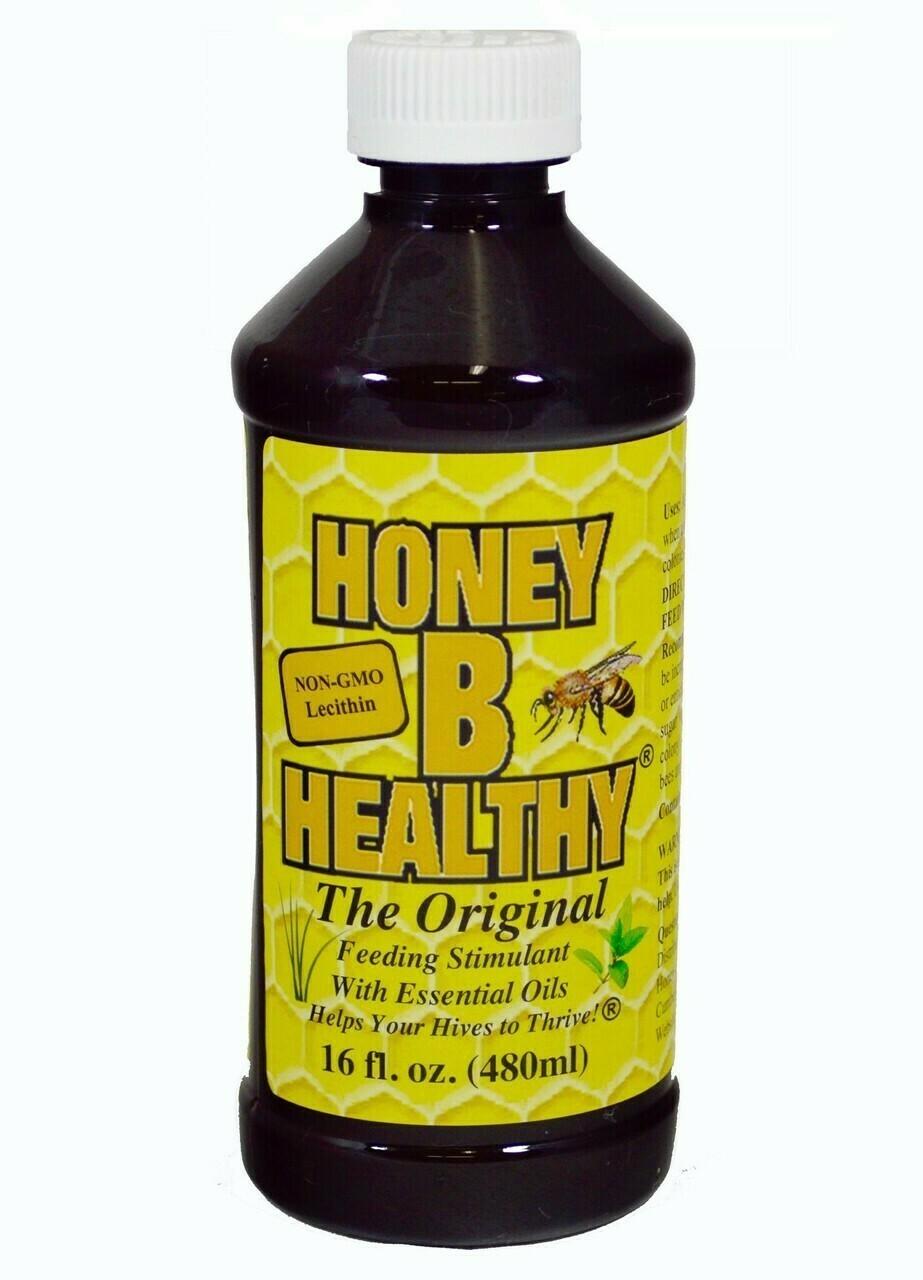 Honey B Healthy huiles essentielles 480ml