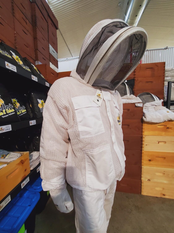 Combinaison protectrice jacket (blouson) ventilée