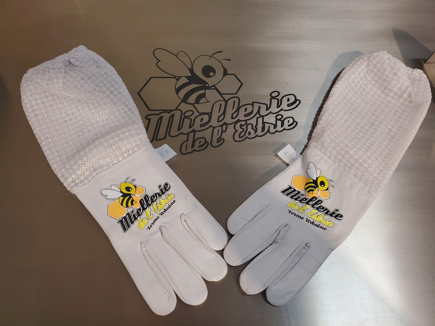 Children's Vented Protective Gloves