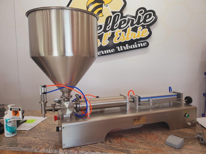 Pneumatic Honey Filling Machine