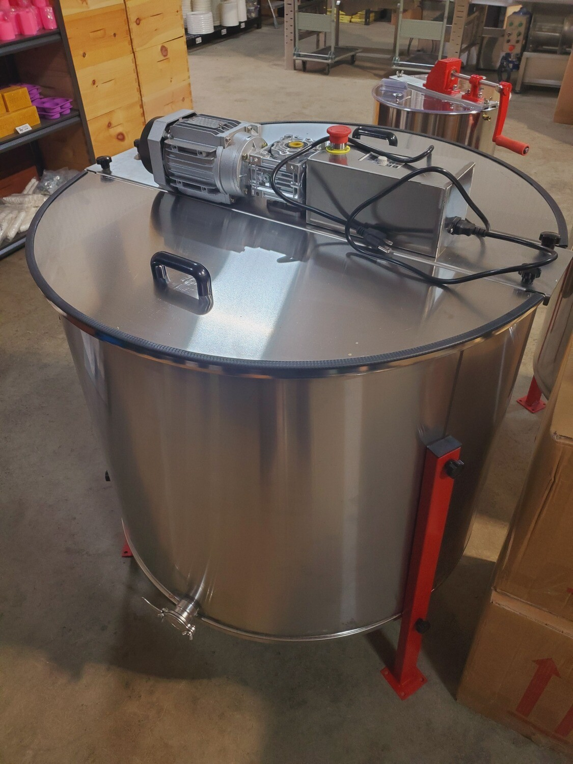Electric Extractor 20 Frames