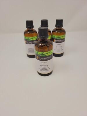 Vanilla fragrance oil 100ml