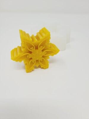 Silicon Mould Soap - Snowflake