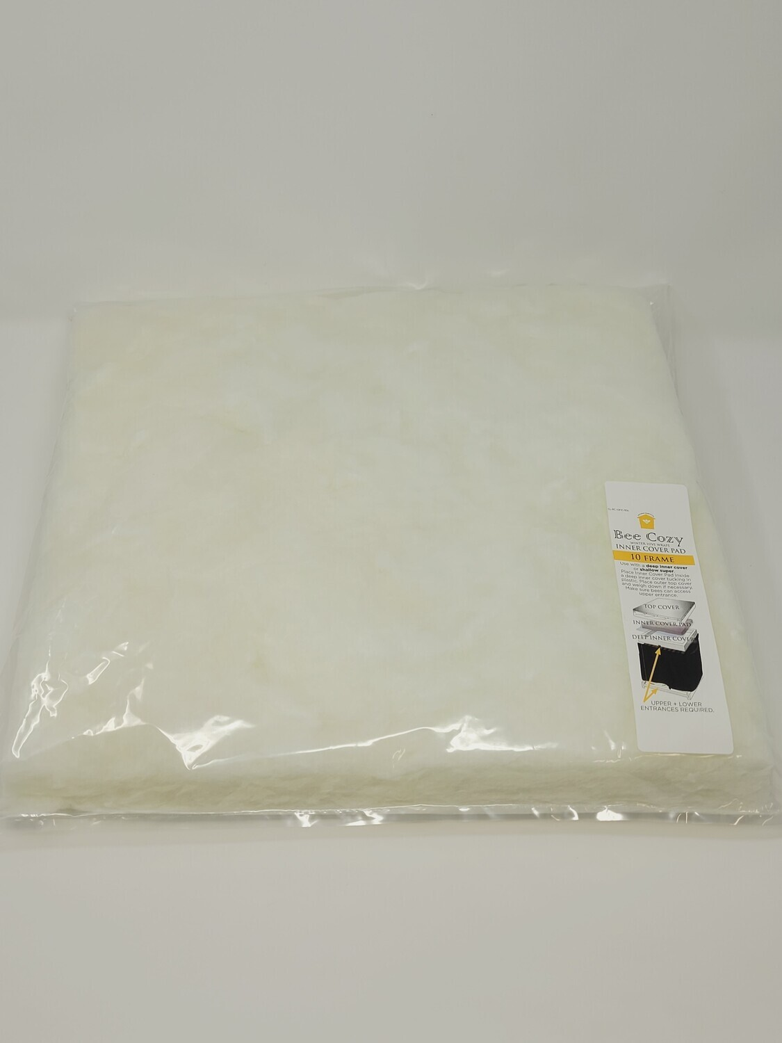 Bee Cozy Inner Cover Pad