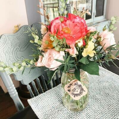 Summer of Flowers - Bi-weekly Subscription - 7 bouquets