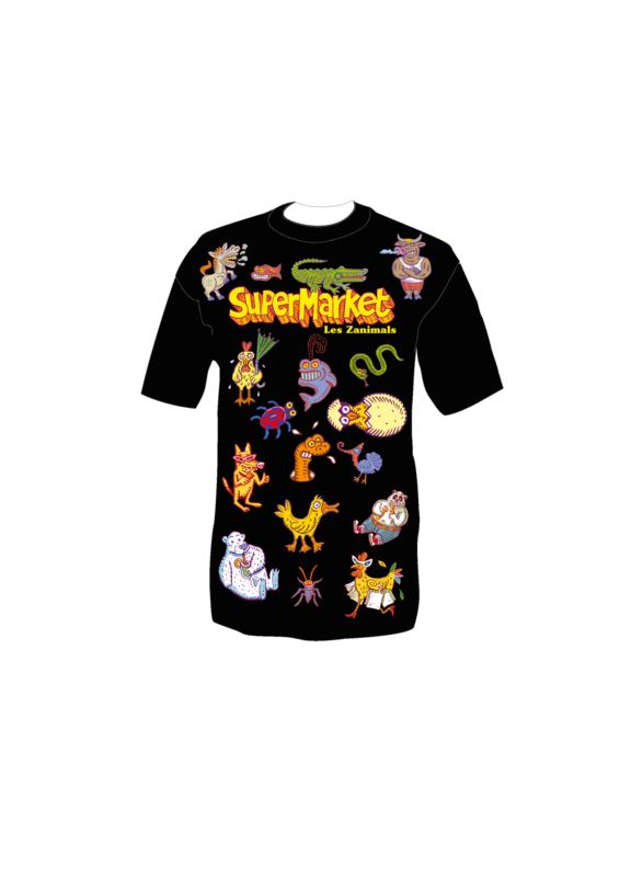 T-shirt SuperMarket