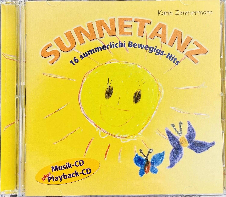 SUNNETANZ, DOPPEL-CD