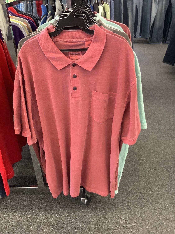 Men's Redhead brand polo