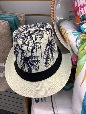Isla Bonita Womens Summer Fedora