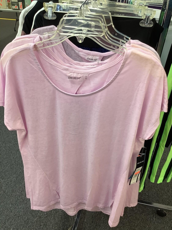 Women's Love.Life.Live Workout Shirt
