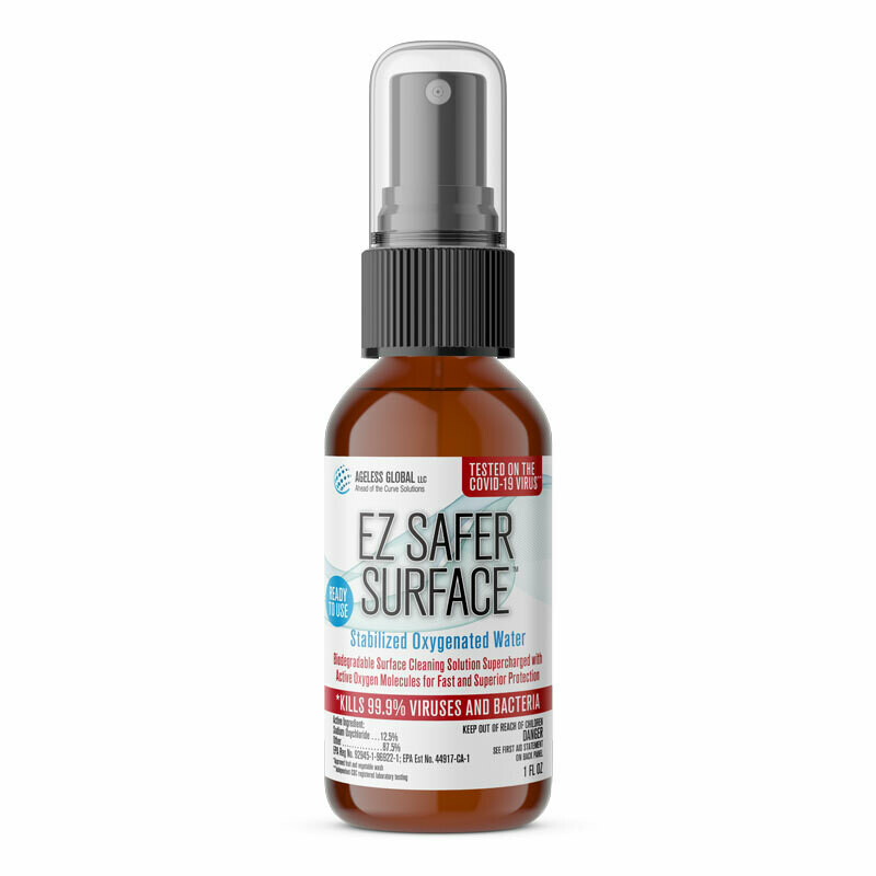 EZ Safer Surface 1oz spray