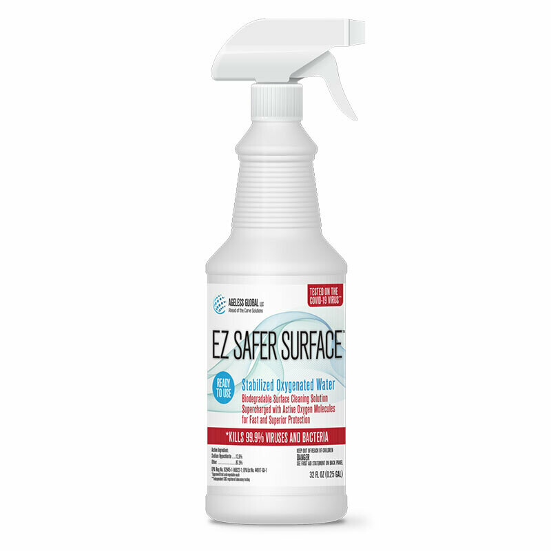 EZ Safer Surface 32oz Spray