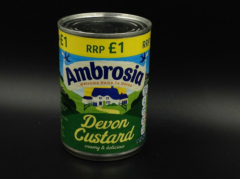 Ambrosia Devon Custard 400g