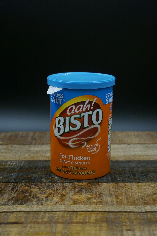 Bisto for Chicken 25% Less Salt Gravy Granules 170g